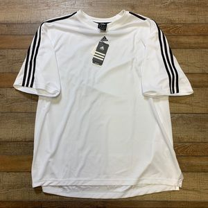 NWT Adidas Active Running / Basketball Shirt 2XL
